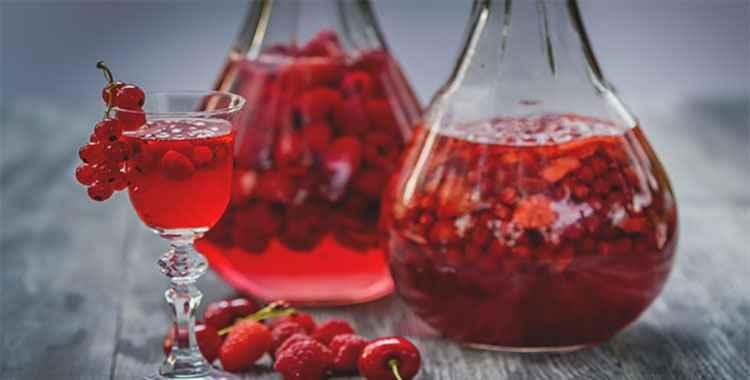 Технология приготовления вина из шиповника
