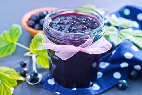Джем из черной смородины: рецепт на зиму в домашних условиях