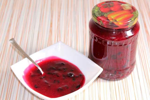 Рецепты заготовки соуса из красной смородины на зиму