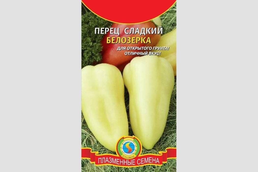 Чем хорош сорт перца «белозерка» и почему его стоит попробовать вырастить на своем участке