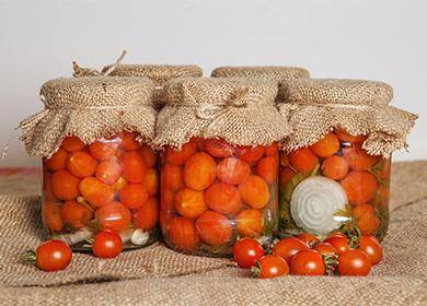 Топ 22 рецепта приготовления вкусных маринованных помидоров на зиму