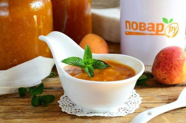Варенье из абрикосов без косточек на зиму: рецепты густого варенья