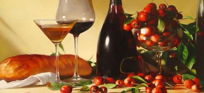 Домашнее яблочное вино