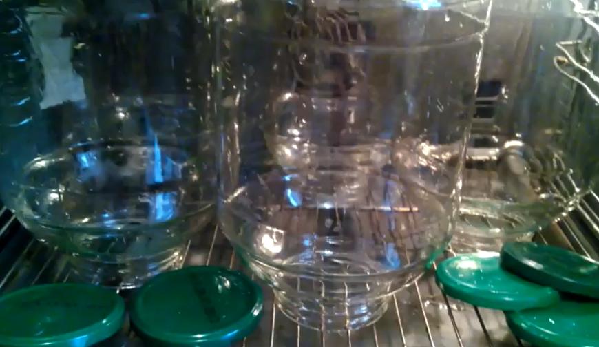 Стерилизация банок в домашних условиях