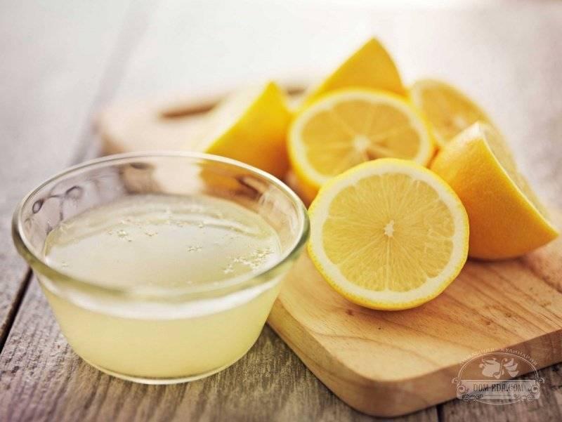 Уксус, лимонная кислота - как развести, как применять