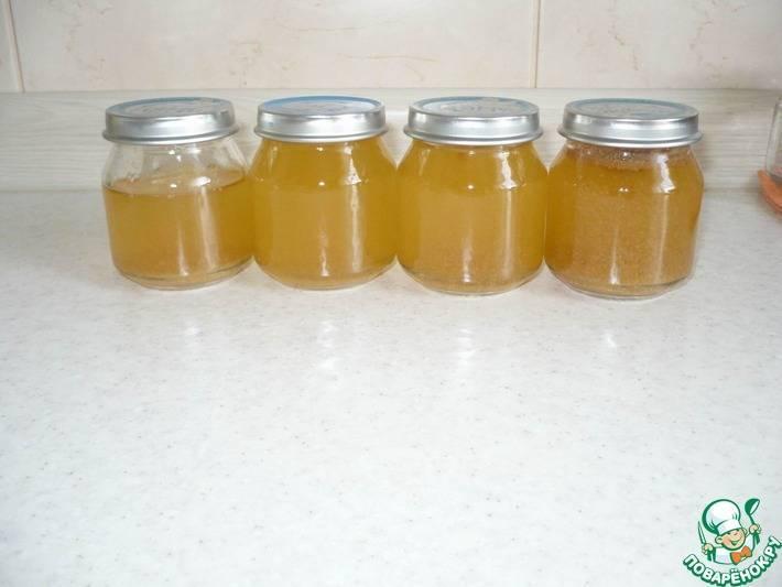 Пошаговый рецепт приготовления яблочного пюре