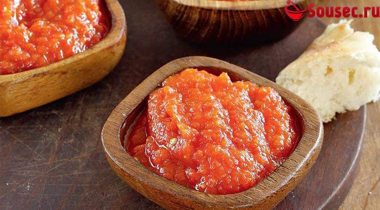 Лютеница по болгарски: описание, рецепты приготовления в домашних условиях