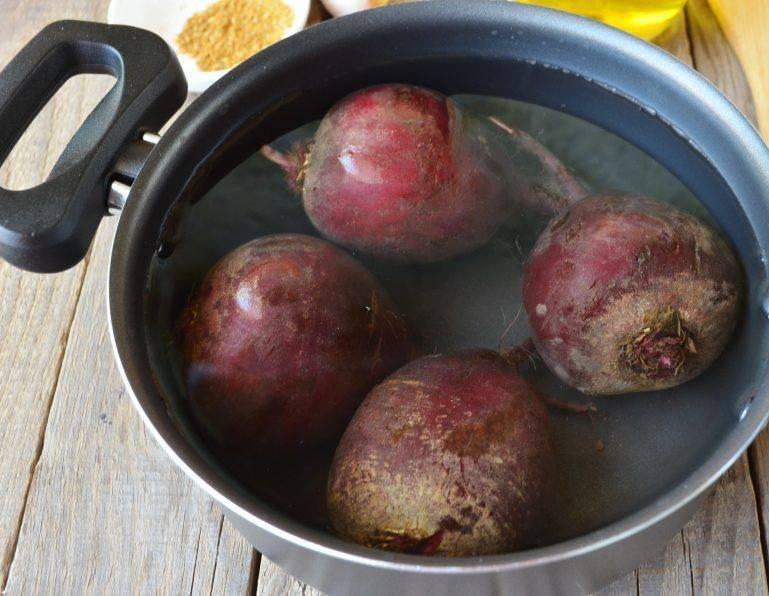 Как приготовить свеклу по-корейски в домашних условиях по самому вкусному рецепту с фото