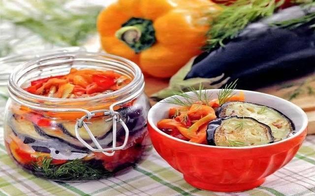 Армянская закуска на зиму
