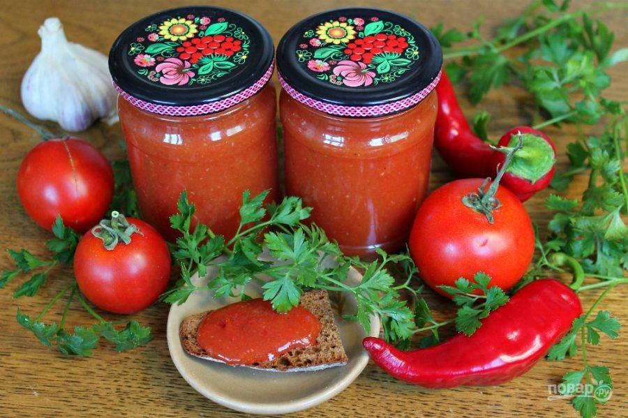 Кетчуп в домашних условиях — лучшие рецепты на зиму