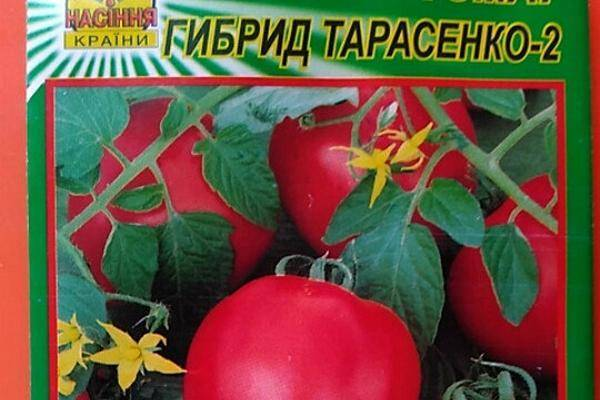 Томат гибрид Тарасенко: характеристика и описание сорта с фото