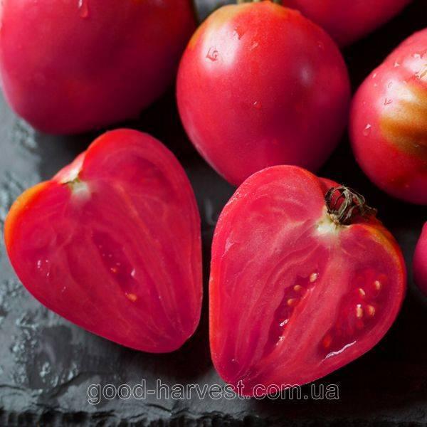Томат янтарное сердце: характеристика и описание сорта с фото