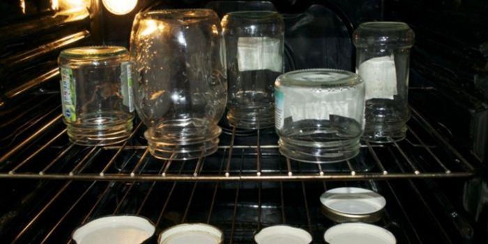 Стерилизация банок в домашних условиях быстро и просто