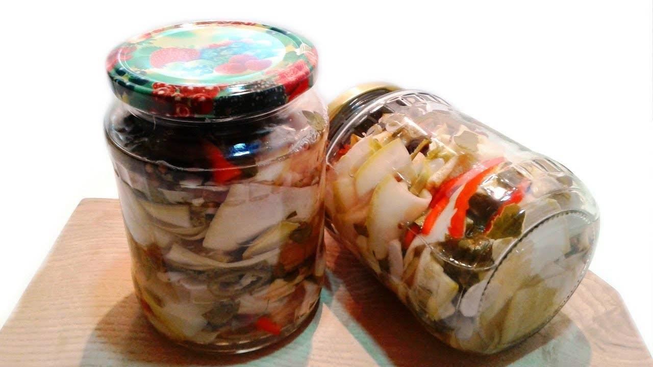 Маринованные кабачки на зиму — пальчики оближешь. 8 самых вкусных рецепта кабачка на зиму