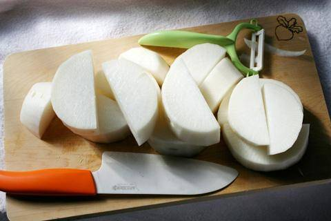 Дайкон заготовки на зиму рецепты