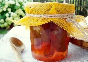 Варенье из крыжовника с клубникой, малиной и апельсином: рецепт и фото