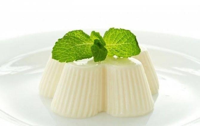 Яблочное желе с желатином и без: простые рецепты