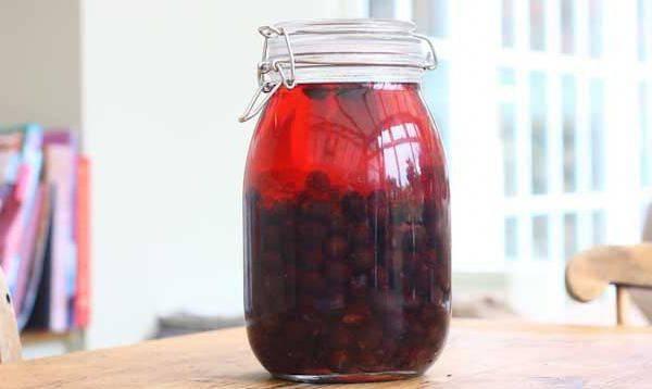 ТОП 7 рецептов приготовления компота из терна с косточками на зиму